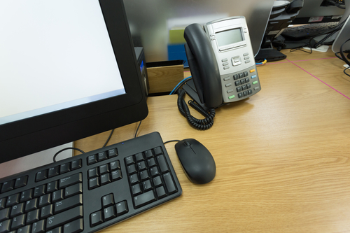 Hosted VoIP System